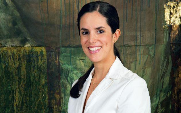 Gabriella Iturralde de Vilches, nutricionista.