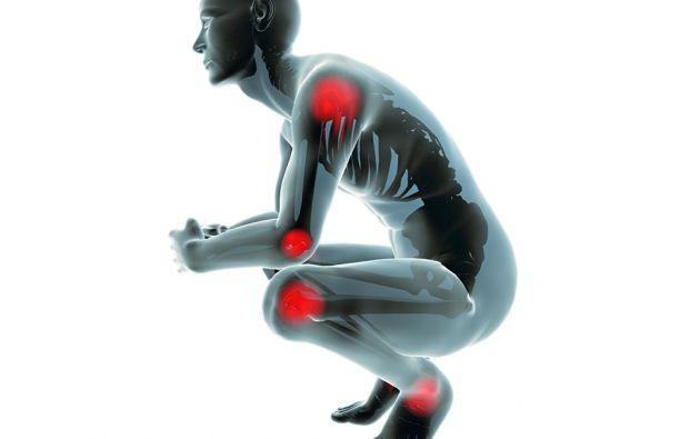 Las lesiones en el cartílago causan dolor y pérdida paulatina de la movilidad.
