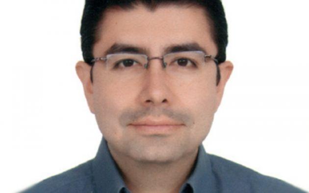 Paul Terán, médico especializado en traumatología y ortopedia del Centro de Especialidades Ortopédicas.