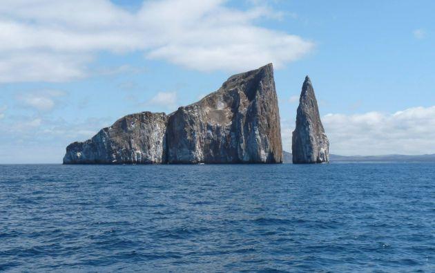 Declaradas Patrimonio Natural de la Humanidad, Galápagos es una de las zonas más frágiles frente al cambio climático. Foto: Thalíe Ponce.
