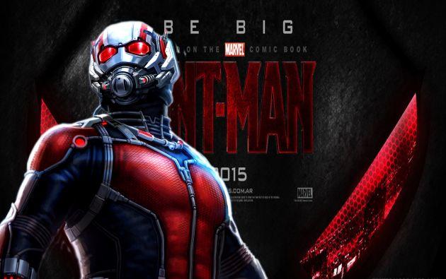 """""""Ant-Man"""" El filme destronó la comedia animada """"Minions"""", una precuela de las películas """"Mi villano favorito""""."""