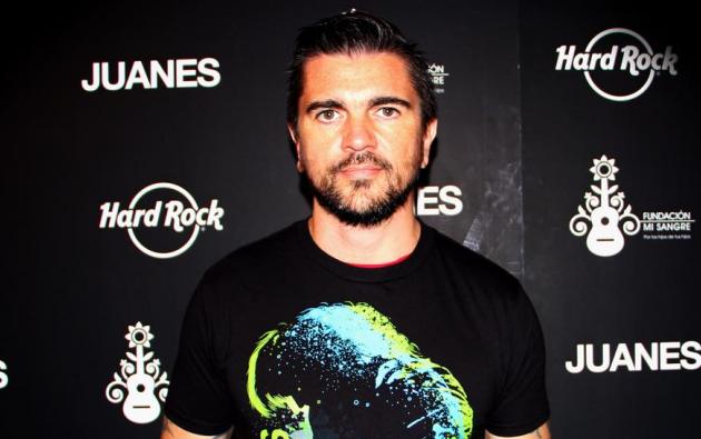 Foto: Facebook / Juanes.