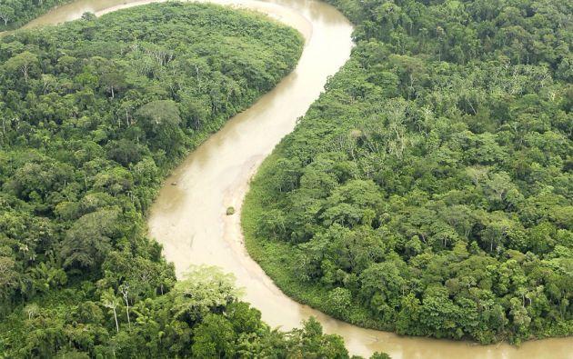 El acuerdo de protección a esa zona de la Amazonía se enmarca en la Conferencia de las Naciones Unidas sobre el Cambio Climático (COP21).