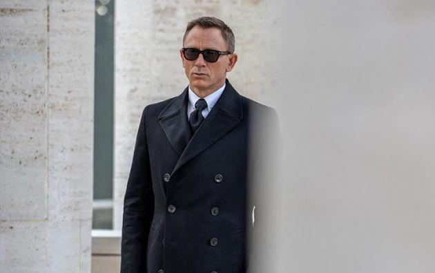 """Daniel Craig nuevemente interpretará al agente 007 en """"Spectre""""."""