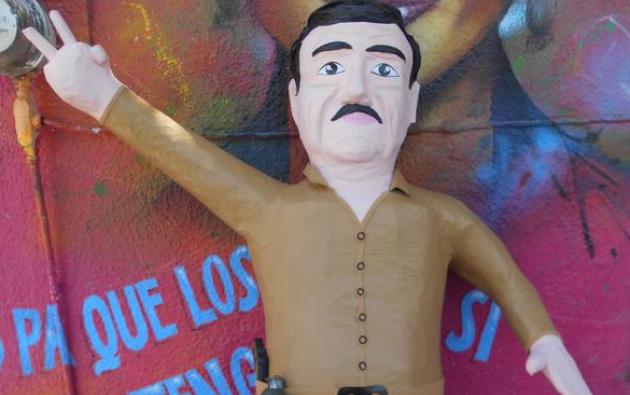 Foto: Twitter / Piñatería Ramírez.