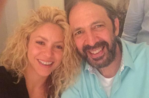 Foto: Twitter / Shakira