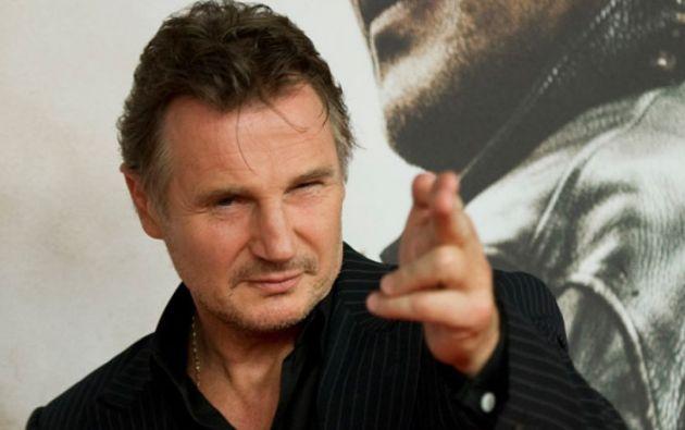 """Neeson fue protagonista de cintas como """"La Lista de Shindler"""", la saga de """"Búsqueda Implacable"""" y """"Star Wars: Episodio I""""."""
