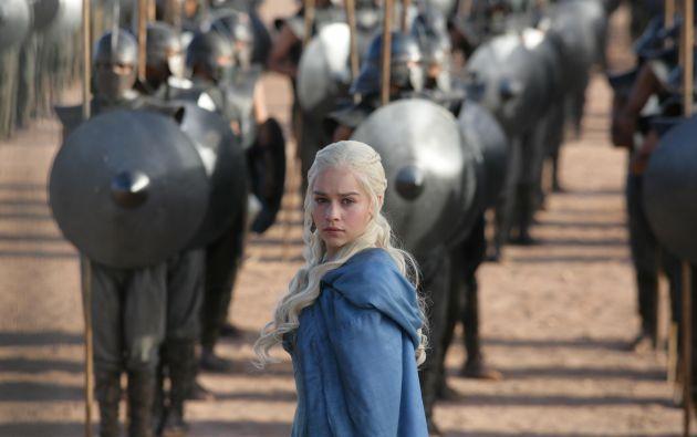 """""""Game of Thrones"""" concluyó la emisión de su quinta temporada en junio."""