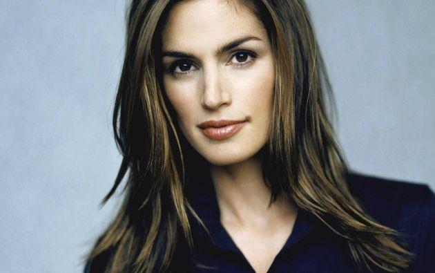 La supermodelo estadounidense tiene 49 años.