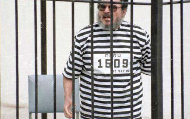 Abimael Guzmán, antiguo líder de Sendero Luminoso, fue condenado a cadena perpetua.