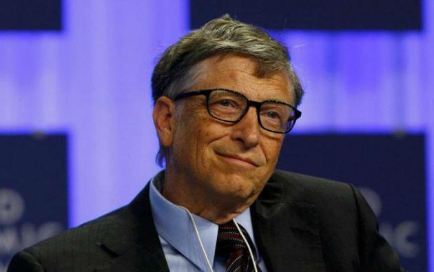 Bill Gates encabeza la nueva lista publicada por Forbes. Foto: REUTERS