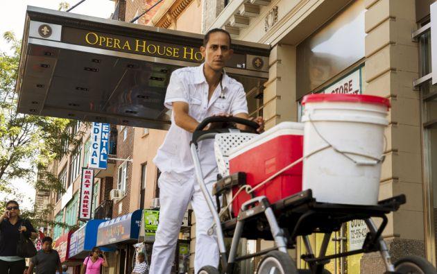 En el Opera House Hotel (Bronx) se detectó el brote mortal de legionelosis o enfermedad del legionario. Foto: REUTERS