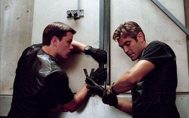 """De la ficción a la realidad. Los hackers se einspiraron en la película """"Ocean's Eleven"""" de Steven Soderbergh."""