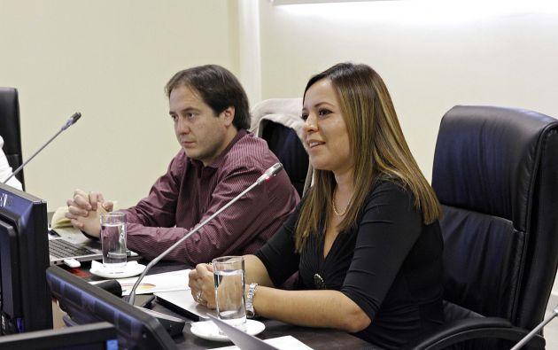 Ayer 11 de agosto, la ministra Zuñiga se reunió con representante de 15 de los 19 colegios de abogados que existen en el Ecuador. Foto: Flickr / Ministerio de Justicia.