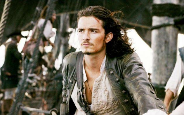 """Bloom retomará el personaje de Will Turner en """"Pirates of the Caribbean: Dead Men Tell No tales""""."""