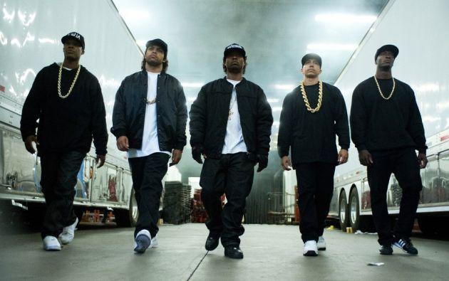 """""""Straight Outta Compton""""."""