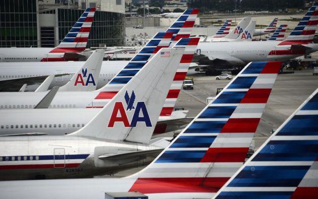 American Airlines operará 22 vuelos semanales desde Miami, Tampa y Los Ángeles a cinco destinos en Cuba.. Foto: AFP
