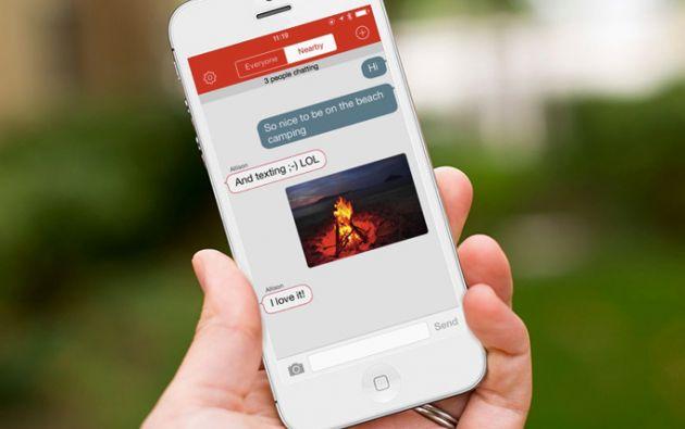 La aplicación ya tiene cerca de 6 millones de usuarios.