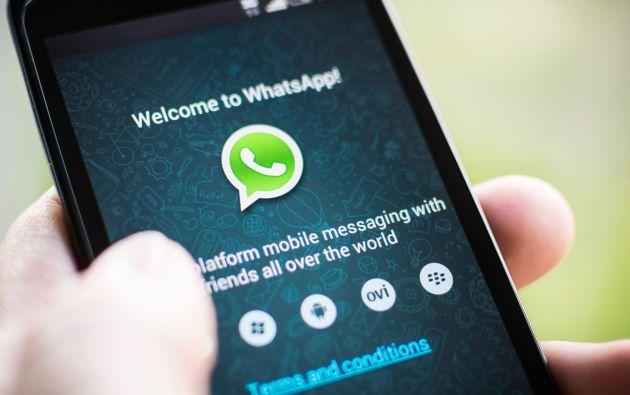 Ahora hay Whatsapp para Android, Windows Phone, Blackeberry y iPhone.