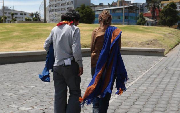 La periodista franco-brasilera Manuela Picq decidió de forma voluntaria abandonar el país. FOTO API.