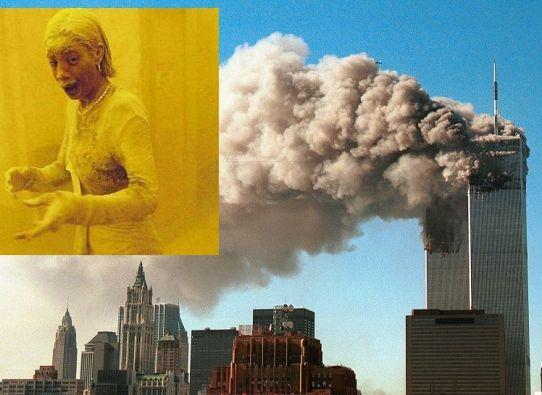 """""""La dama de polvo"""", una de las fotos icónicas del 11-S."""