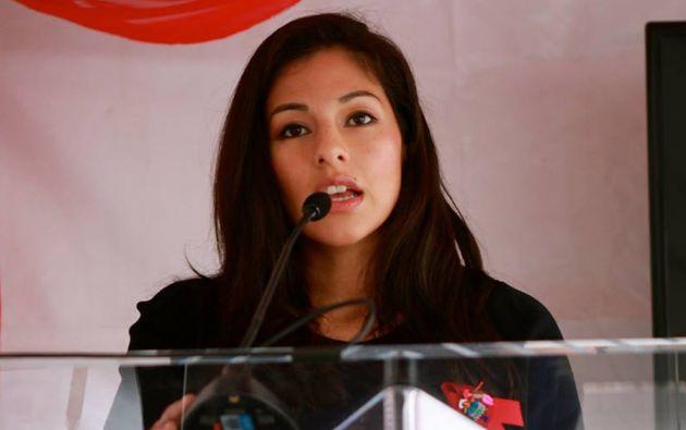 Tracy Perez.
