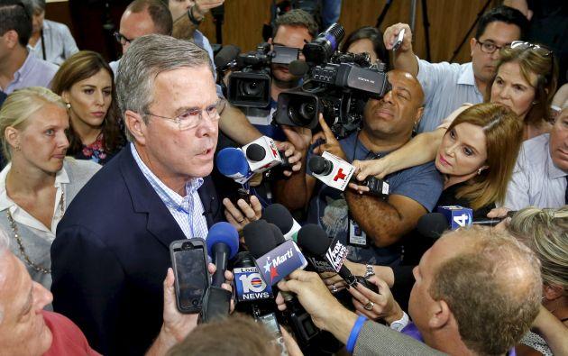 Jeb Bush. Foto: REUTERS.