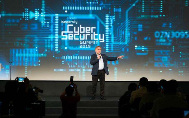 El especialista Eugene Kaspersky expresó su preocupación por el aumento de cibercriminales.