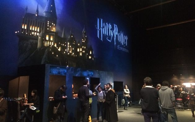 Foto: Facebook / Harry Potter L'Exposition.