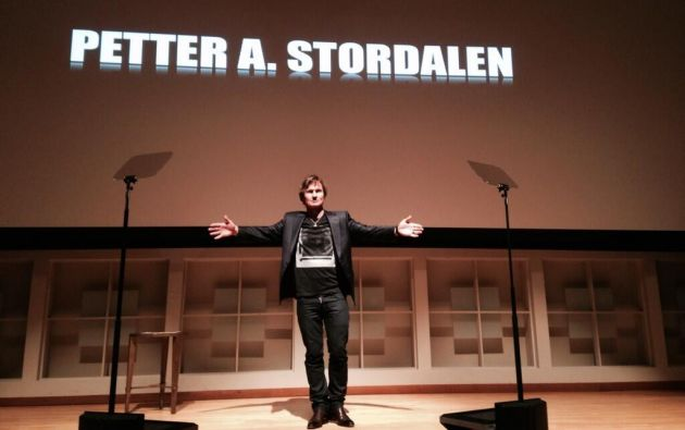 Petter Stordalen.