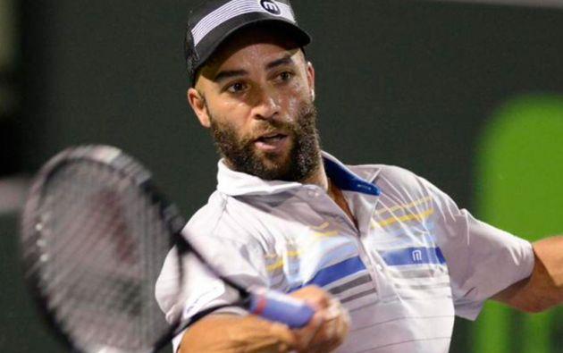 James Blake jugó por última vez en el ATP Tour en 2013.