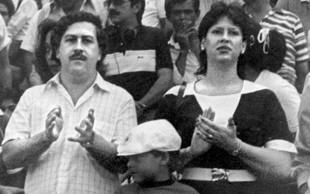 Hoyos intercambió correspondencia con Escobar para encontrar respuestas a tanta violencia. Foto: AFP