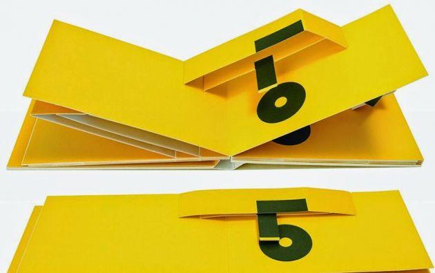 """""""Número"""", de Marion Bataille"""