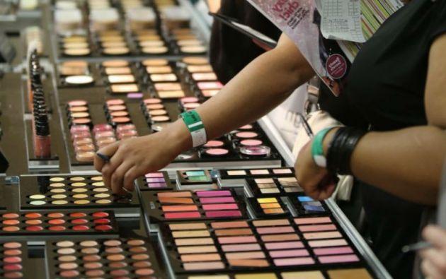 Brasil y Venezuela son los países latinoamericanos que más gastaron en maquillaje en 2014.