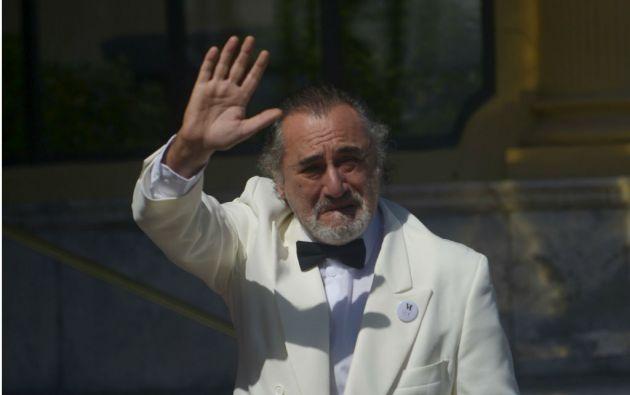 Marc Lloret, el doble español de Robert De Niro. Foto: REUTERS