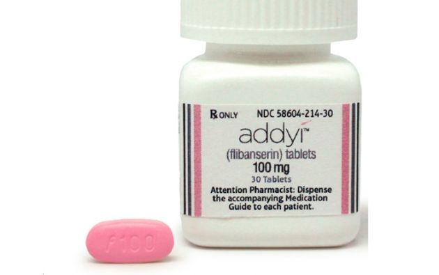 El viagra o sildenafil no aumenta el deseo, actúa promoviendo la erección. El ADDYI está orientado específicamente a incrementar la líbido en pacientes específicas.