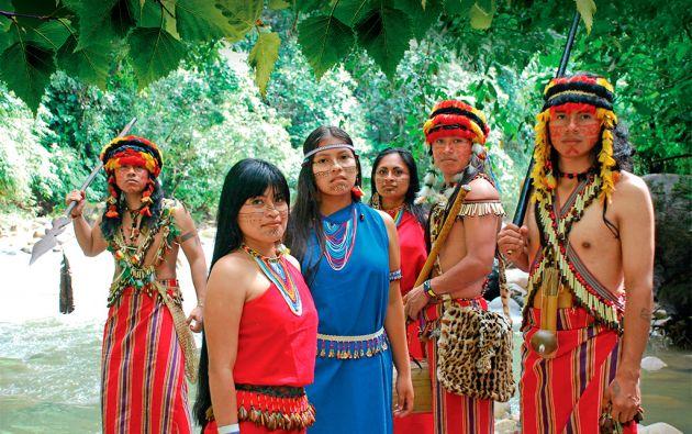 Los hijos de la selva son los encargados de cuidar la Amazonía ecuatoriana, donde habitan once nacionalidades y el pueblo kichwa amazónico, todas ricas en conocimientos ancestrales.