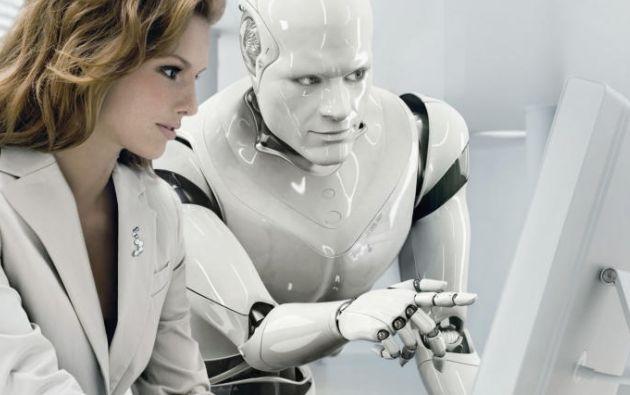 8 carreras que humanos y robots se pelean.