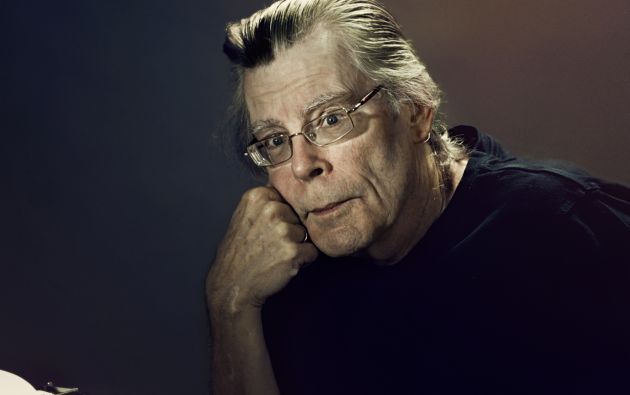 Stephen King. Foto: the Guardian