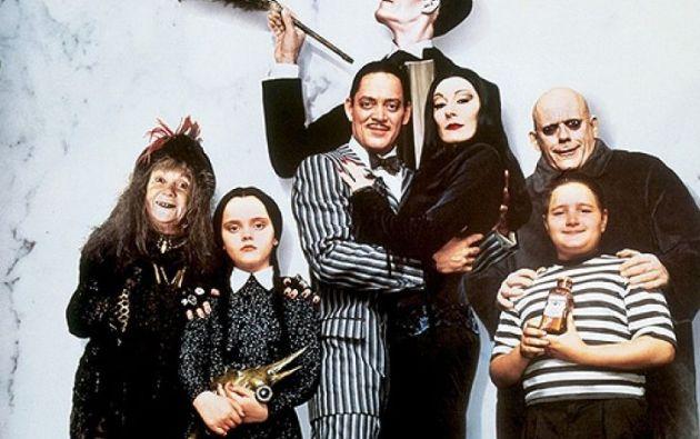 Ricci interpretó a Wednesday Addams, hija de Morticia, en la película de 1991.