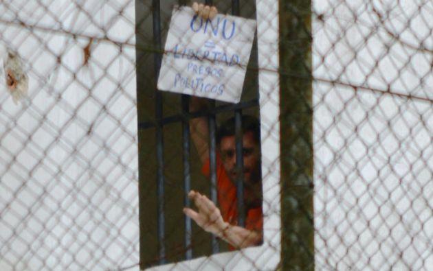 El político venezolano Leopoldo López.