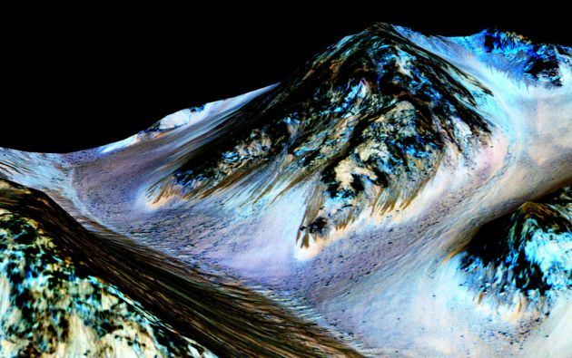 Imagen: NASA/JPL/University of Arizona