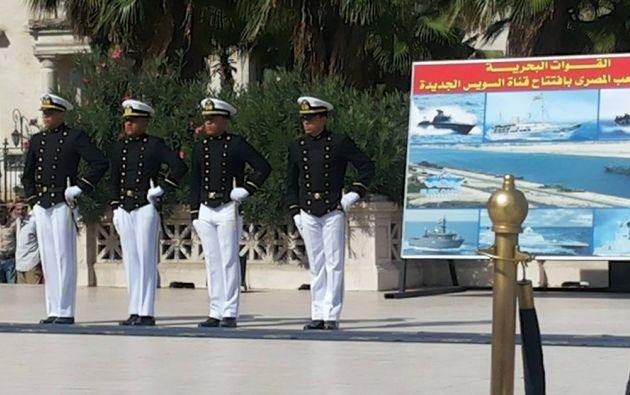 Foto: Embajada de Ecuador en Egipto