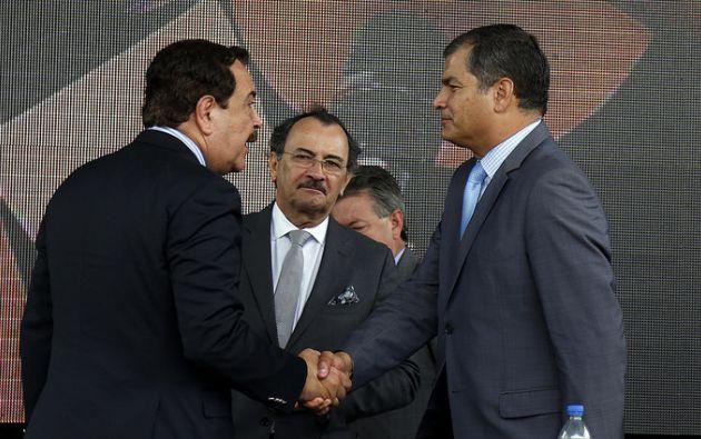 Fotos: Flickr / Presidencia Ecuador.