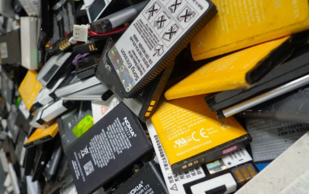 No existen cifras oficiales sobre la cantidad de desechos electrónicos que se genera en el país. Según el MAE, el 95% de los componentes es reciclable. Foto:cortesía Intercia