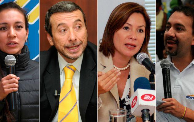 Fotos: Presidencia de Ecuador