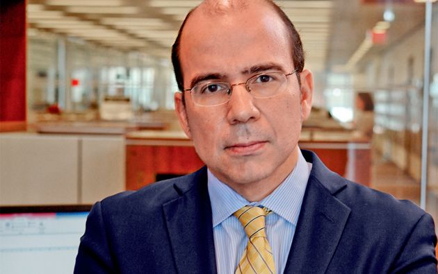 Francisco Rodríguez Caballero, director de Bank of America Merrill Lynch para la región andina.