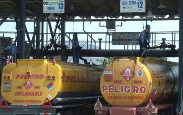 Petroecuador trabaja en propuesta para eliminar otro subsidio a la gasolina. Foto: Archivo / Ecuavisa.
