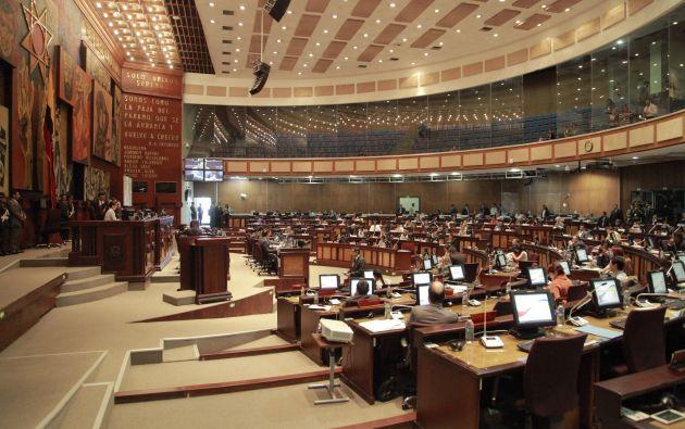 Fotos: Flickr / Asamblea Nacional.