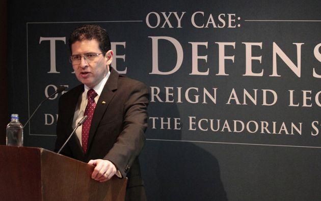 Foto: Procuraduría General del Estado